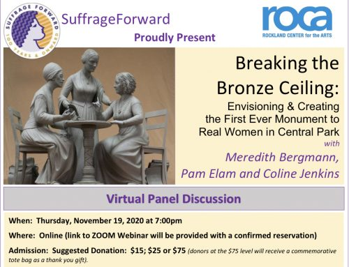 Official Trailer – Breaking the Bronze Ceiling Event Thursday, November 19th at 7:00pm
